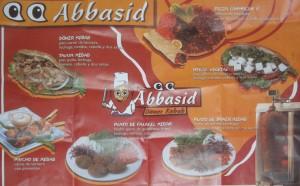 Türkisches Restaurant Abbasid