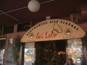 Deutsches Restaurant Bei Lelo in Playa del Ingles