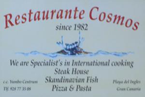 Skandinavisches Restaurant Cosmos