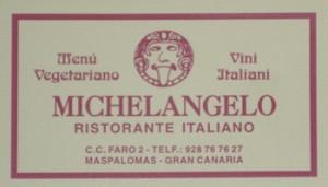 Michelangelo - Ristorante Italiano